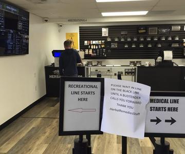 Entendiendo los Dispensarios de Cannabis de Uso Médico vs. para Adultos