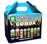 Get the General Organics Go Box on Amazon.com and get everything you need for your whole first grow!