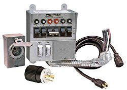 Take a look at this 30 Amps Circuit Breaker box on Amazon.com - why not get as good an electrical circuit as possible for your cannabis plants?