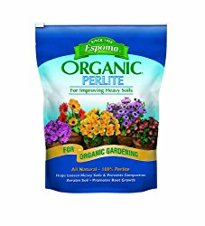 Get Organic perlite for mixing up marijuana soil on Amazon.com!
